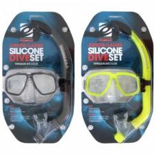 Masker Set Small Sillicone Pro